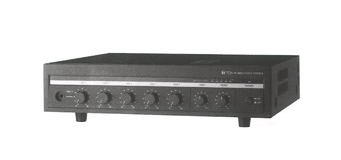 Amply TOA A 1360 MK 2