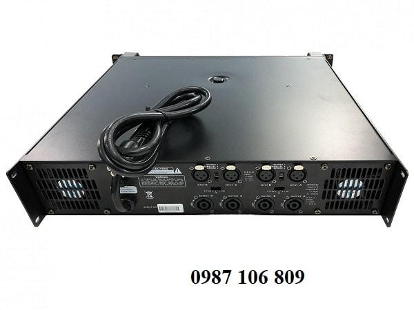 Mặt sau Cục đẩy công suất ATI A-1500