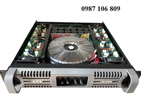 Chi tiết Cục đẩy công suất ATI A-1500