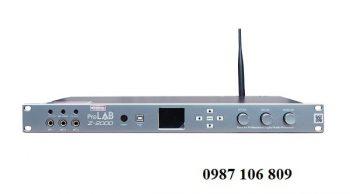 Mặt trước Vang số PROLAB DSP Z-2000
