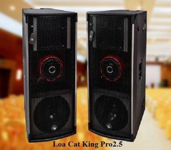 Loa Cat King Pro2.5