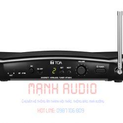 Khối thu không dây TOA WT-5810