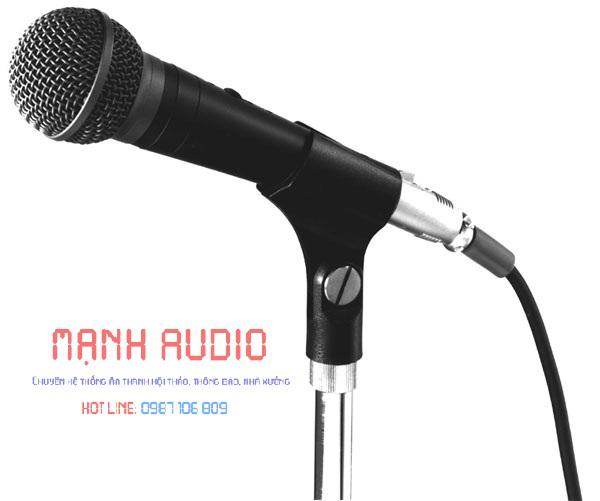 micro cầm tay TOA DM-420AS điện động