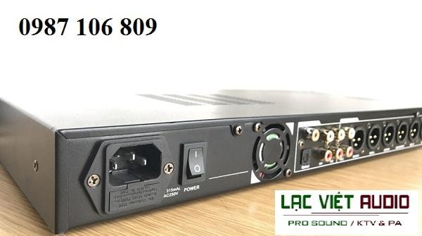 Vang số JD C86H tích hợp Comp, chống hú 3 cấp độ