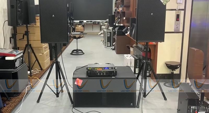 Sản phẩm có thể ghép nối với nhiều dòng loại thiết bị âm thanh khác nhau