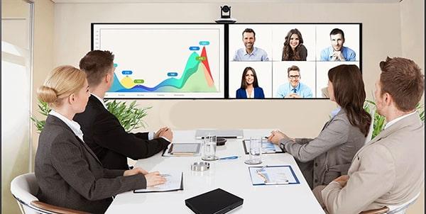 Camera họp trực tuyến là gì?