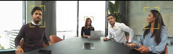 Khả năng tự động lấy nét của camera họp trực tuyến