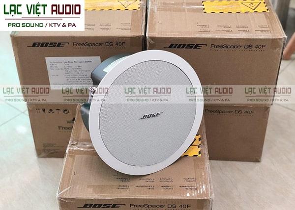 Combo loa âm trần Bose Freespace DS 40F: 7.000.000 VNĐ